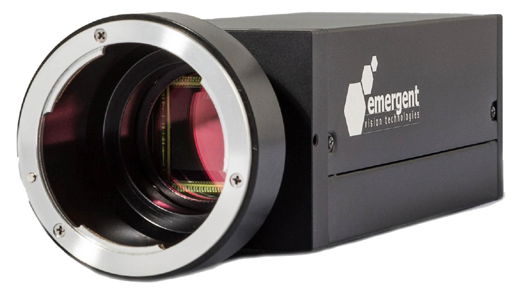 Emergent Vision Technologies HS 20000 10 Bit CMOS 10GigE Camera