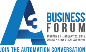 Come meet us at A3 Business Forum
