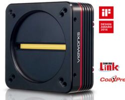 Vieworks VT Series High Sensitivity TDI Line Scan Cameras 2