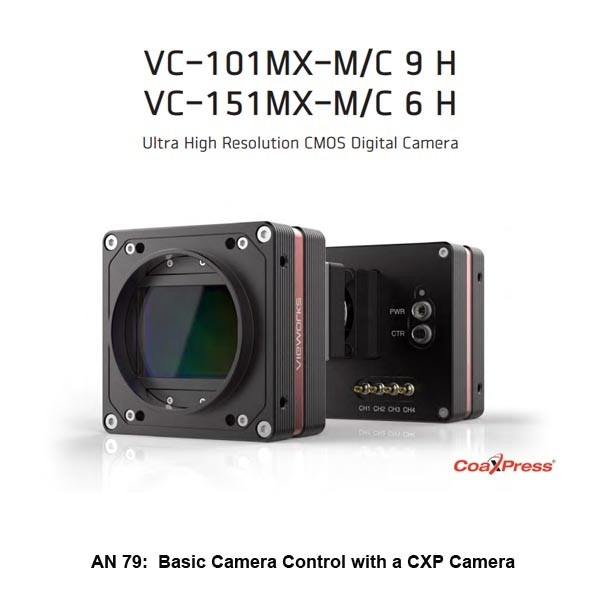 Basic Camera Control with GeniCam - CPX