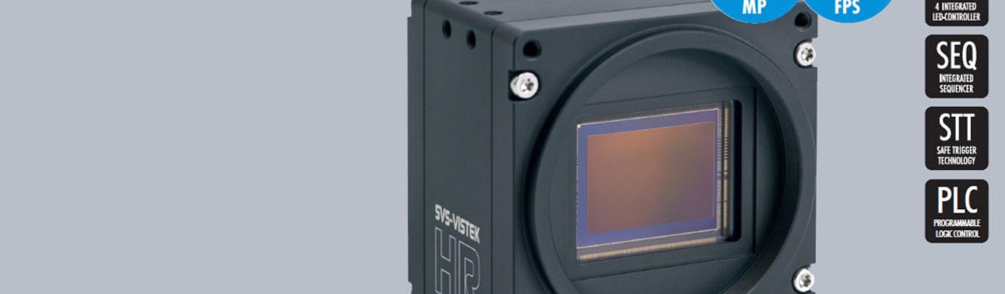 120MP 6.7 FPS Cameralink SVS-Vistek Camera
