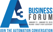 Come meet us at A3 Business Forum 2017
