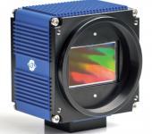 15 FPS 12 MP Dual GigE CMOS EVO Camera
