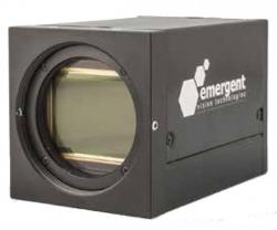 50 MP 10GigE 23 FPS Emergent Vision Camera